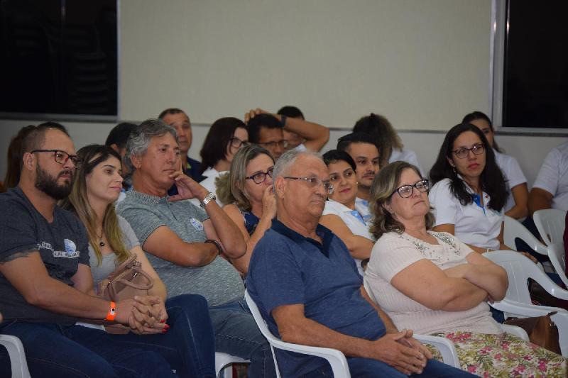 Palestra - O COMPORTAMENTO CRISTÃO - 14.02.2020