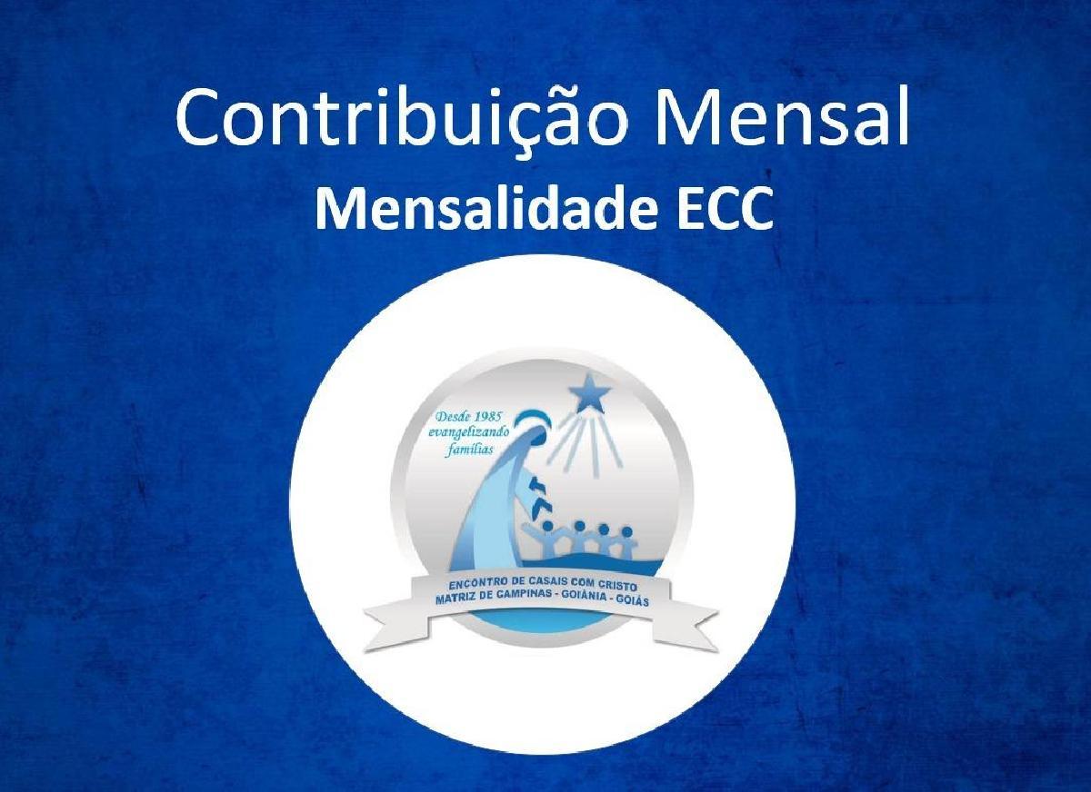 CONTRIBUIÇÃO MENSAL E.C.C. MATRIZ