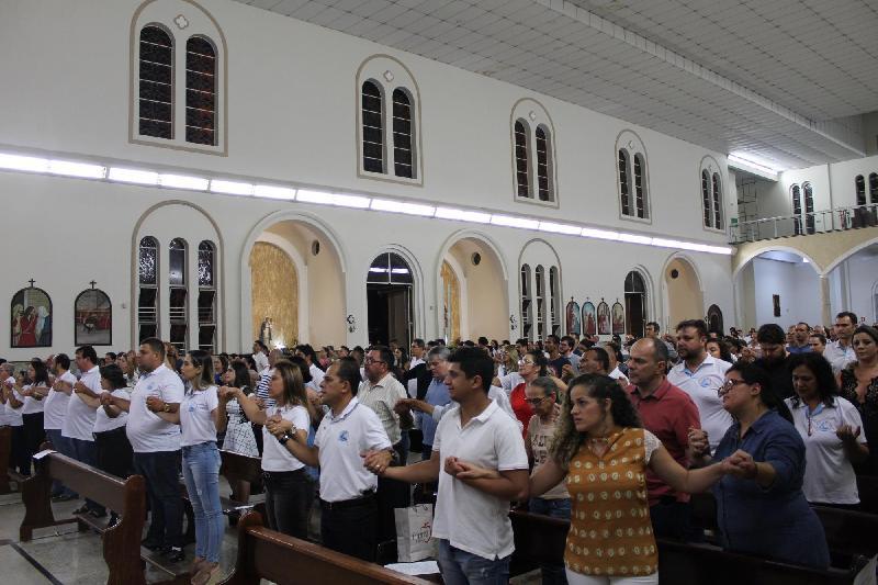 Missa Ação de Graça!!! 54º E.C.C.