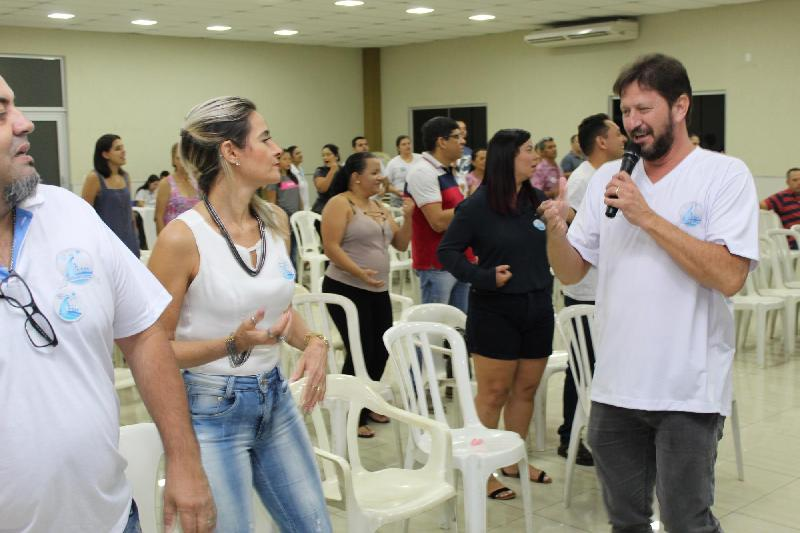 PALESTRAS MARENA E DENIS